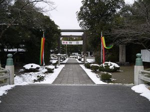 滋賀縣護国神社