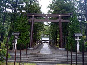 山梨縣護国神社