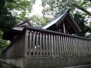 髙岡關野神社