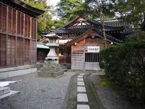大野湊神社 社務所