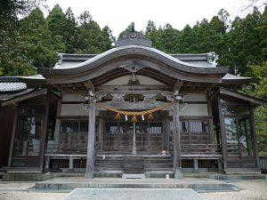 伊夜比咩神社