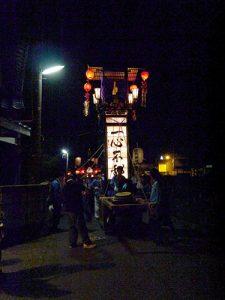 塩津のおすずみ祭り
