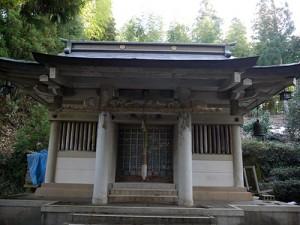 登知為神社