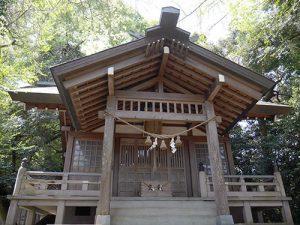 田子浦藤波神社
