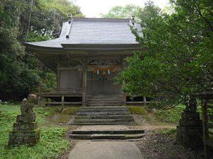 阿比多神社