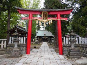 直江八幡宮