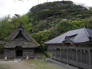 能生白山神社