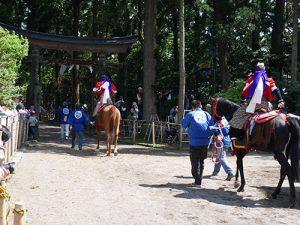 下村加茂神社 賀茂祭
