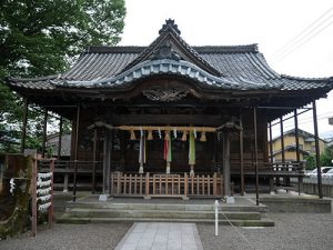 神明神社(上総社)