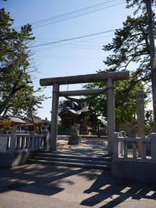 千里浜神社