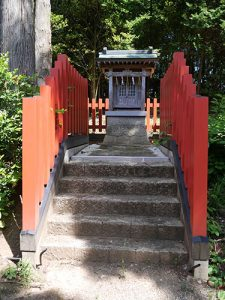 神杉伊豆牟比咩神社