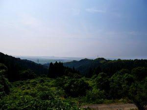 波自加彌神社元宮跡
