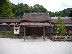 賀茂御祖神社