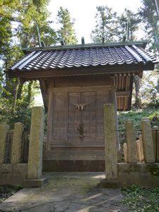 宇多須神社奥宮