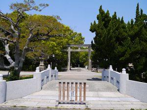 日前神宮・國懸神宮