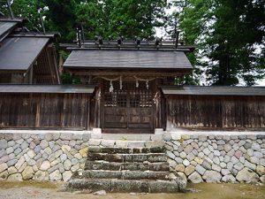 長滝白山神社