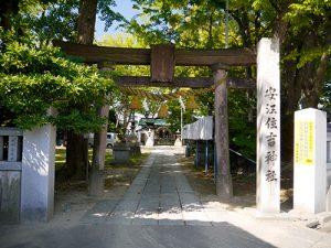 安江住吉神社