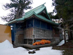 小布勢神社