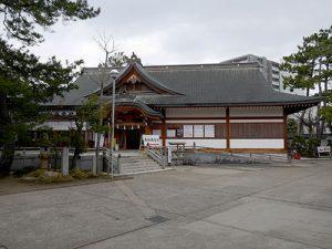 新潟白山神社