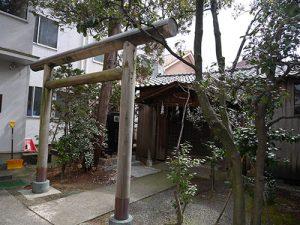 古町愛宕神社