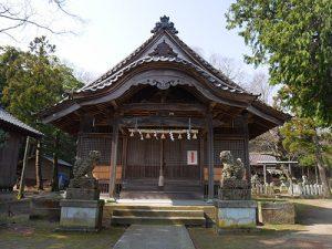 新保春日神社