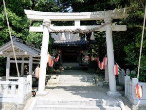 大穴持像石神社