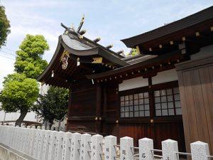 多奈波太神社