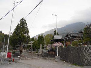 伊夫岐神社