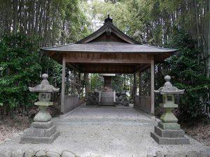 宇波刀神社