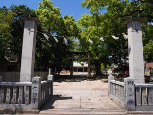 阿沼美神社