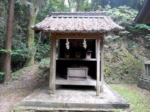 伊加奈志神社