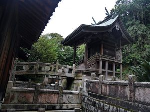 大須伎神社