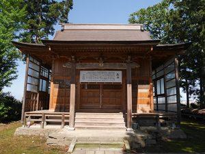 伊久礼神社旧地