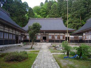 慈光寺白山堂