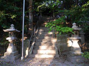 上徳三嶋神社