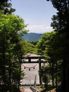 大山白山神社