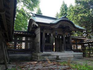 移田八幡宮