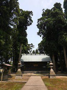 中加積神社