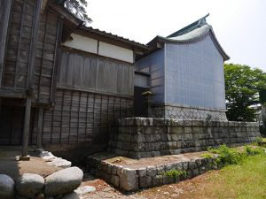 加積雪嶋神社