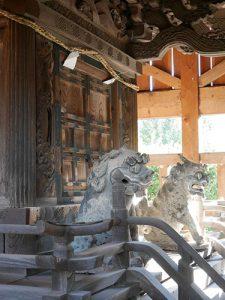上洗馬神社