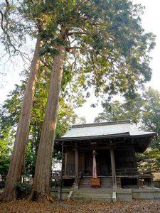 伊牟移神社