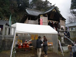 毛谷黒龍神社
