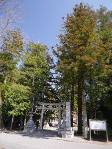 大嶋奥津嶋神社