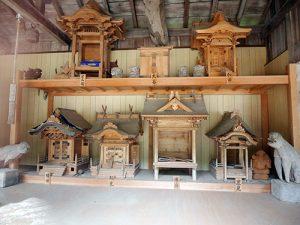 國廳裏神社
