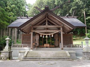 天日陰比咩神社