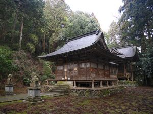 安波賀春日神社