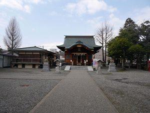 杉社白髭神社