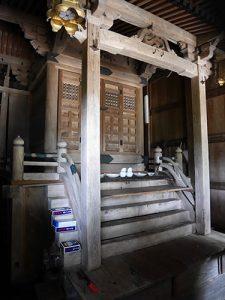 香取五神社
