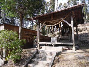 万ヶ洞天神神社