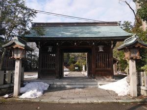 大野湊神社